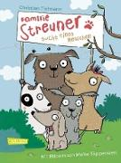 Cover-Bild zu Tielmann, Christian: Familie Streuner sucht einen Menschen (eBook)