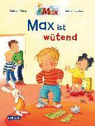 Cover-Bild zu Tielmann, Christian: Max-Bilderbücher: Max ist wütend (eBook)