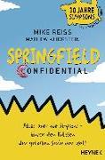 Cover-Bild zu Springfield Confidential von Reiss, Mike