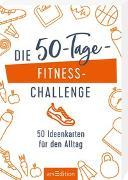 Cover-Bild zu Die 50-Tage-Fitness-Challenge