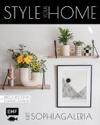 Cover-Bild zu Style your Home mit sophiagaleria von Zeiss, Sophie