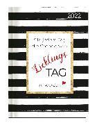 Cover-Bild zu Minitimer Style Lieblingstag 2022 - Taschen-Kalender A6 - Weekly - 192 Seiten - Notiz-Buch - mit Info- und Adressteil - Alpha Edition von ALPHA EDITION (Hrsg.)
