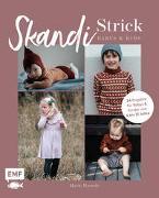 Cover-Bild zu Skandi-Strick - Babys & Kids von Hasselø, Marte