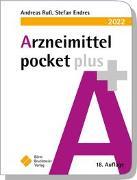 Cover-Bild zu Arzneimittel pocket plus 2022 von Ruß, Andreas (Hrsg.)