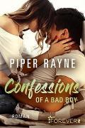Cover-Bild zu Confessions of a Bad Boy von Rayne, Piper