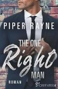 Cover-Bild zu The One Right Man von Rayne, Piper