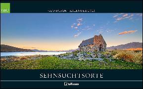 Cover-Bild zu GEO SAISON: Sehnsuchtsorte 2022 - Wand-Kalender - Reise-Kalender - Poster-Kalender - 58x36 von teNeues Calendars