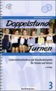 Cover-Bild zu Doppelstunde Turnen von Lange, Sven