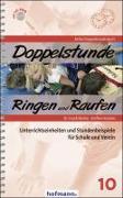 Cover-Bild zu Doppelstunde Ringen und Raufen von Bächle, Frank