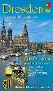 Cover-Bild zu Stadtführer Dresden - die Sächsische Residenz - portugiesische Ausgabe von Kootz, Wolfgang