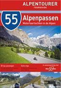 Cover-Bild zu 55 Alpenpassen (Niederländisch) von Fennel, Stephan