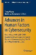 Cover-Bild zu Advances in Human Factors in Cybersecurity (eBook) von Karwowski, Waldemar (Hrsg.)