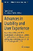 Cover-Bild zu Advances in Usability and User Experience (eBook) von Falcão, Christianne (Hrsg.)