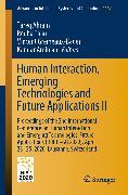 Cover-Bild zu Human Interaction, Emerging Technologies and Future Applications II (eBook) von Ahram, Tareq (Hrsg.)