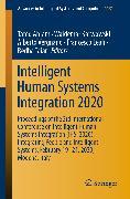 Cover-Bild zu Intelligent Human Systems Integration 2020 (eBook) von Karwowski, Waldemar (Hrsg.)
