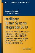 Cover-Bild zu Intelligent Human Systems Integration 2019 (eBook) von Karwowski, Waldemar (Hrsg.)