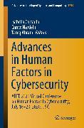 Cover-Bild zu Advances in Human Factors in Cybersecurity (eBook) von Ahram, Tareq (Hrsg.)