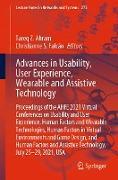 Cover-Bild zu Advances in Usability, User Experience, Wearable and Assistive Technology (eBook) von Ahram, Tareq Z. (Hrsg.)