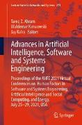Cover-Bild zu Advances in Artificial Intelligence, Software and Systems Engineering (eBook) von Karwowski, Waldemar (Hrsg.)