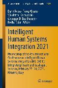 Cover-Bild zu Intelligent Human Systems Integration 2021 (eBook) von Karwowski, Waldemar (Hrsg.)