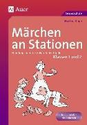 Cover-Bild zu Märchen an Stationen Klasse 1/2 von Knipp, Martina