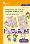 Cover-Bild zu Lernplakate gestalten im Religionsunterricht 2-4 von Knipp, Martina