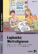 Cover-Bild zu Lapbooks: Weltreligionen - 5./6. Klasse von Knipp, Martina