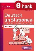 Cover-Bild zu Grammatik an Stationen 3-4 (eBook) von Knipp, Martina