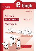 Cover-Bild zu Deutsch kooperativ Klasse 4 (eBook) von Knipp, Martina