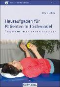 Cover-Bild zu Hausaufgaben für Patienten mit Schwindel von Keifel, Friederike