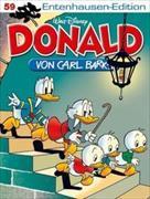 Cover-Bild zu Disney: Entenhausen-Edition-Donald Bd. 59 von Barks, Carl