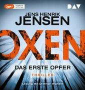 Cover-Bild zu Oxen. Das erste Opfer von Jensen, Jens Henrik