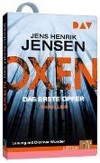 Cover-Bild zu Oxen. Hörbuch auf USB-Stick von Jensen, Jens Henrik