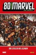 Cover-Bild zu 80 Jahre Marvel: Die 2010er von Bendis, Brian Michael