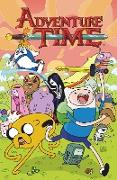 Cover-Bild zu Adventure Time Vol. 2 (eBook) von North, Ryan