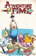 Cover-Bild zu Adventure Time Vol. 3 (eBook) von North, Ryan