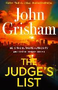 Cover-Bild zu The Judge's List von Grisham, John