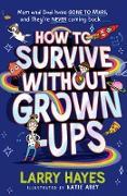 Cover-Bild zu How to Survive Without Grown-Ups (eBook) von Hayes, Larry