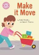 Cover-Bild zu Make it Move (eBook) von Woolley, Katie