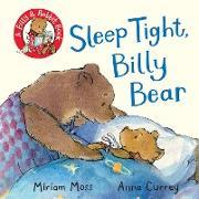 Cover-Bild zu Sleep Tight, Billy Bear (eBook) von Moss, Miriam
