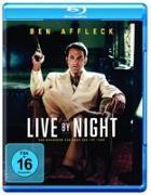 Cover-Bild zu Live by Night von Affleck, Ben (Schausp.)