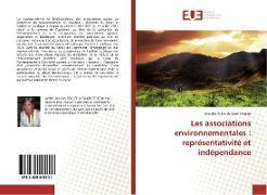 Cover-Bild zu Les associations environnementales : représentativité et indépendance von Pollet de Saint Ferjeux, Jennifer