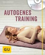 Cover-Bild zu Autogenes Training (mit CD) von Grasberger, Delia