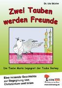Cover-Bild zu Zwei Tauben werden Freunde (eBook) von Stücke, Uta