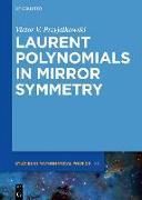 Cover-Bild zu Laurent Polynomials in Mirror Symmetry (eBook) von Przyjalkowski, Victor V.