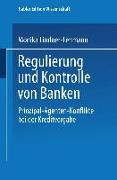 Cover-Bild zu Regulierung und Kontrolle von Banken (eBook) von Lindner-Lehmann, Monika