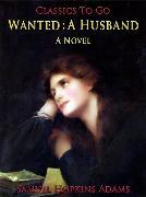 Cover-Bild zu Wanted: A Husband / A Novel (eBook) von Adams, Samuel Hopkins