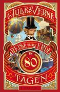 Cover-Bild zu Verne, Jules: Reise um die Erde in 80 Tagen