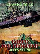 Cover-Bild zu Verne, Jules: Robur der Eroberer (eBook)