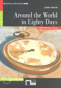 Cover-Bild zu Verne, Jules: Around the World in Eighty Days